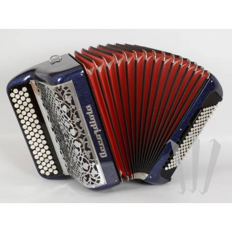 Location accordéon de concert à boîte de résonance (96 ou 120)