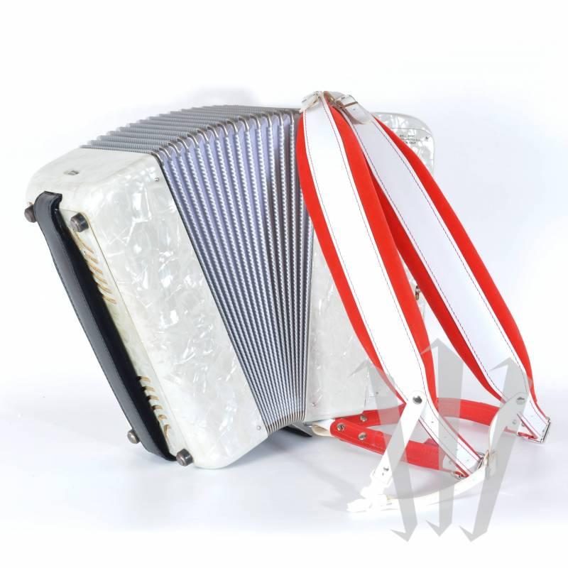 super mignon choisir véritable style actuel Bretelles pour accordéon Pro