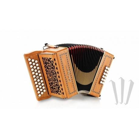 Castagnari Benny accordion