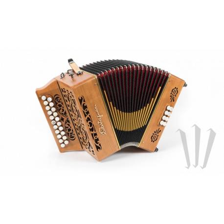 Castagnari Sander accordion