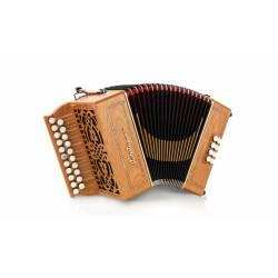 Castagnari Roma accordion