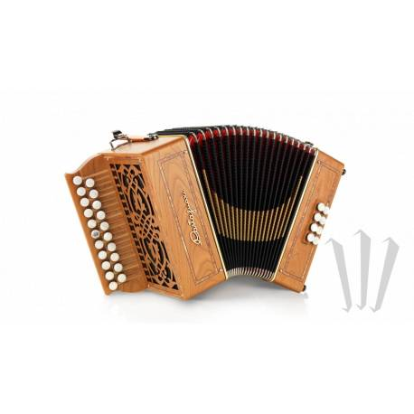 Castagnari Roma accordion