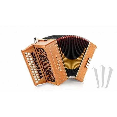 Castagnari Ciacy accordion
