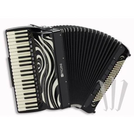 """Accordéon Pigini Caruso piano """"Spécial"""""""