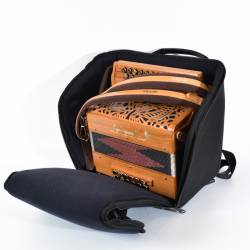 Diatonic Button Gig-Bag (8-12 Bass)