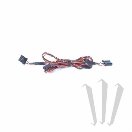 Cable de soufflet pour micros musictech