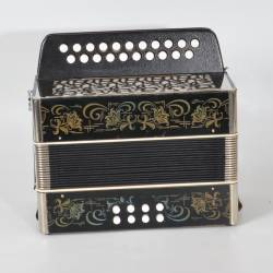 """Hohner 2915 """"luxe"""" + bretelles Occasion récente"""