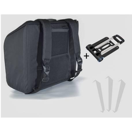 Premium Accordion Gig-Bag (Trolley-Compatible)