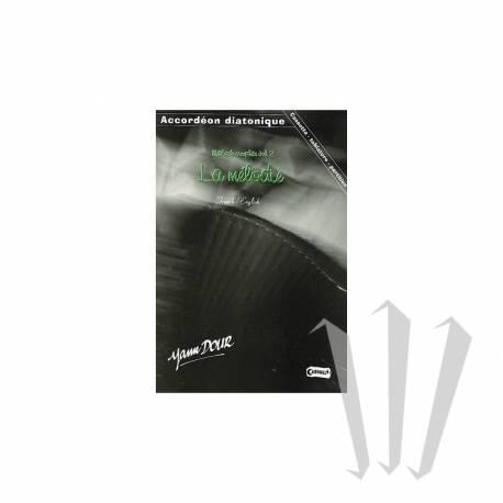 Méthode complète pour accordéon diatonique Vol. 2