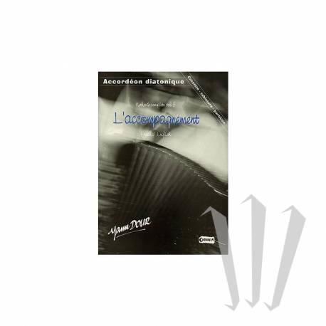 Méthode complète pour accordéon diatonique Vol. 3