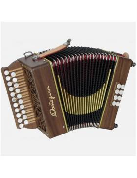 Castagnari Studio accordion
