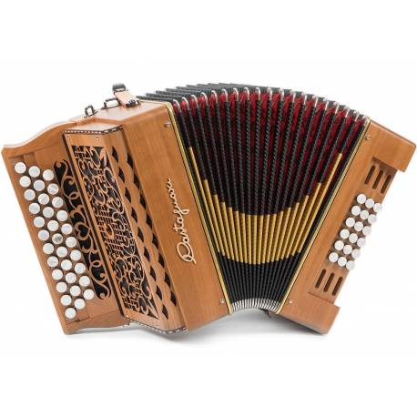 Castagnari Matris accordion