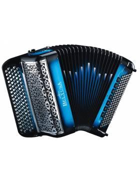 Beltuna Prestige 2000 - Metallic Shaded Blue