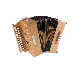 accordeon diatonique saltarelle Bouebe la re