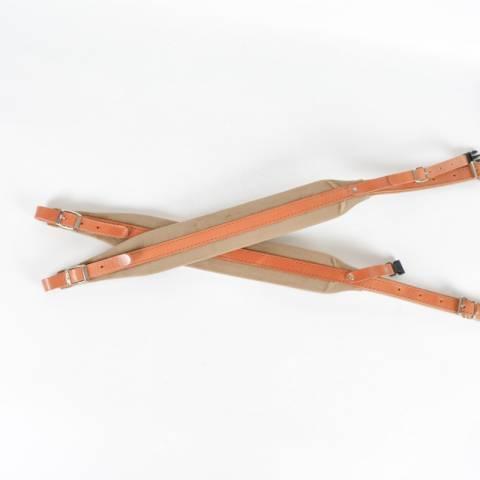 """Pro 8cm/3.1"""" Shoulder Straps with back strap"""