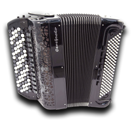 Cavagnolo Vedette 10 accordion