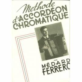 Méthode d'accordéon chromatique 2e année (Jaune)