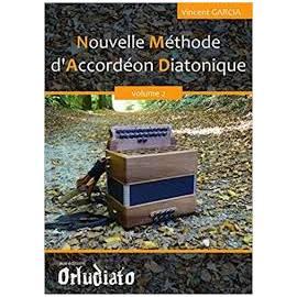 Nouvelle Méthode d'Accordéon Diatonique vol. 2
