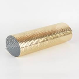 Tulle doré pour accordéon 40cm*30cm