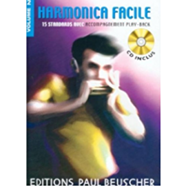 Harmonica facile VOL 2