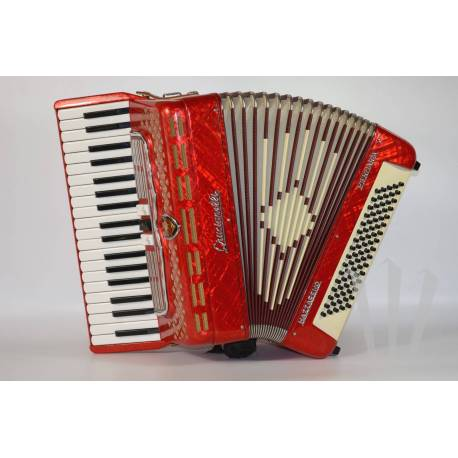 80-bass Italian Piano Accordion (Monthly Hire)