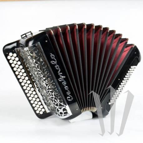 location accordéon chromatique 3 rangs