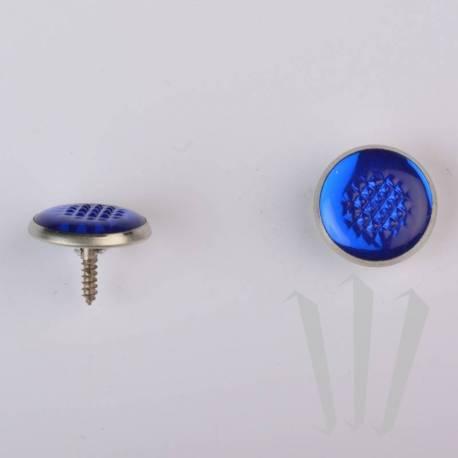 Boutons Couleur repère cerclés main droite (14,8 mm)