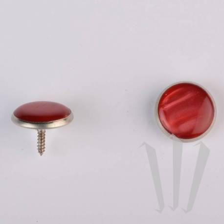 Treble button with rim (14,5 mm)