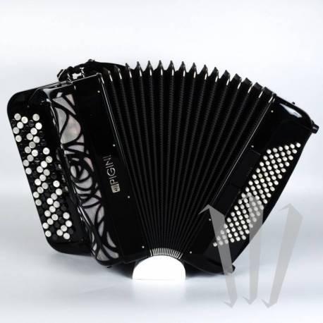 Pigini Ouverture B100 accordion recent opportunity