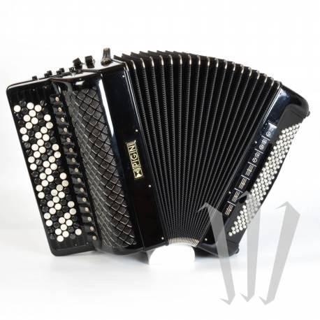 Pigini Master De Luxe accordion used