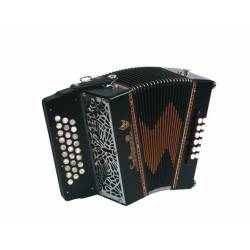 Accordéon Diatonique Saltarelle Cheviot