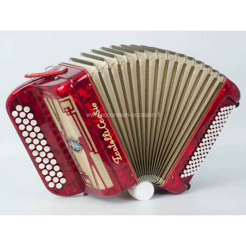 Chromatic button/piano accordion hire