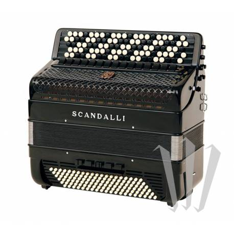 Accordéon Scandalli BJC 462