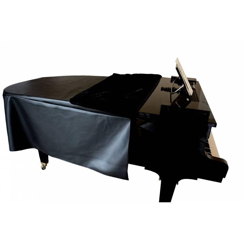 Housse Standard Pour Piano Quart De Queue 1.86 Cm - La Malle Aux