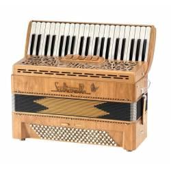 Accordéon Chromatique piano Saltarelle Bonaparte