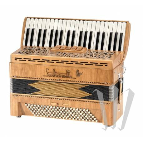 Accordéon Chromatique piano Saltarelle Bonaparte