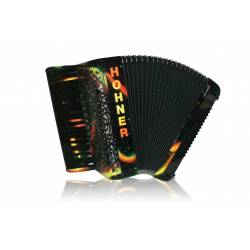 Hohner Fun Flash 114 Piano (Basses Chro)