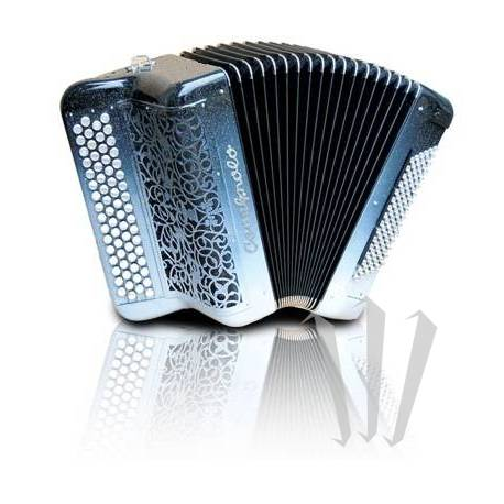 Cavagnolo Bal Musette accordion