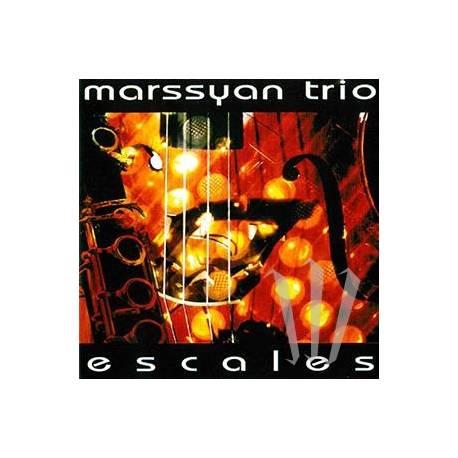 """Marssyan Trio """"Escales"""""""