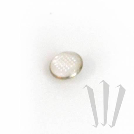 Boutons cerclés repère main droite (14,5 mm)