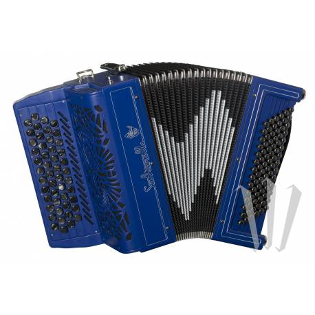 Saltarelle Agapanthe accordion