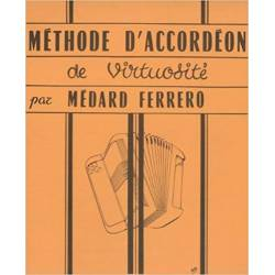 Méthode d'accordéon de virtuosité (Orange)