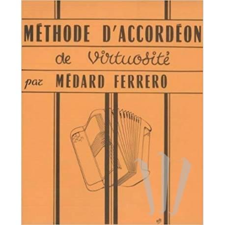 Méthode d'accordéon de virtuosité (Orange)