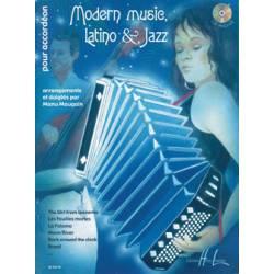 Modern music, latino and jazz