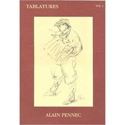 Tablatures Accordéon Diatonique Vol.1 + CD (Pennec)