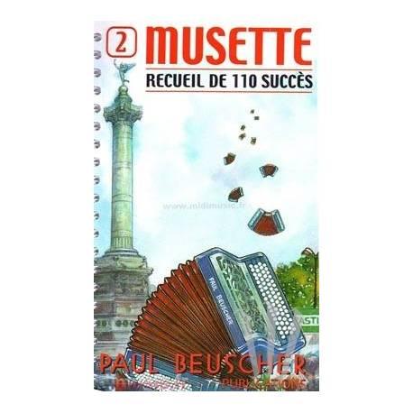 Succès musette (110) Vol.1