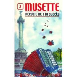 Succès musette (110) Vol.3