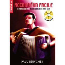 Accordéon facile Vol.1