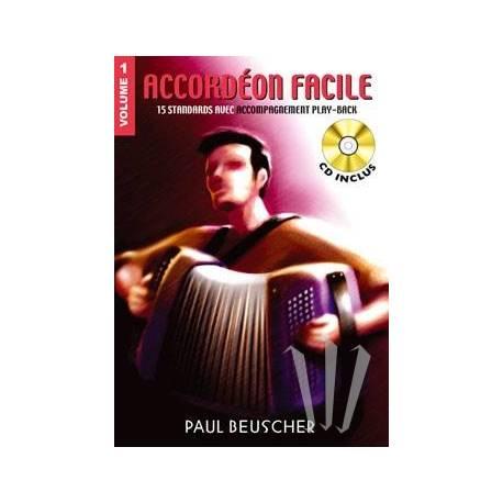 Accordéon facile Vol.1