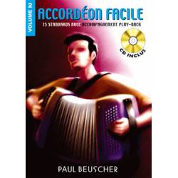 Accordéon facile Vol.2